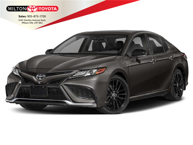 2021 Toyota Camry XSE (Stk: 484430) in Milton - Image 1 of 9