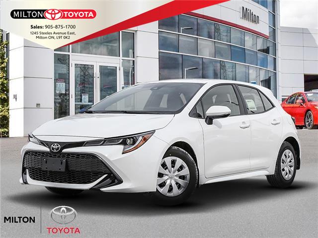 2021 Toyota Corolla Hatchback Base (Stk: 145032) in Milton - Image 1 of 23