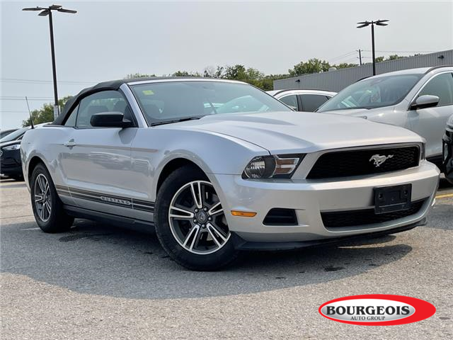 2012 Ford Mustang V6 Premium (Stk: 00419P) in Midland - Image 1 of 12