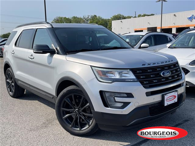 2017 Ford Explorer XLT (Stk: 21T580A) in Midland - Image 1 of 14