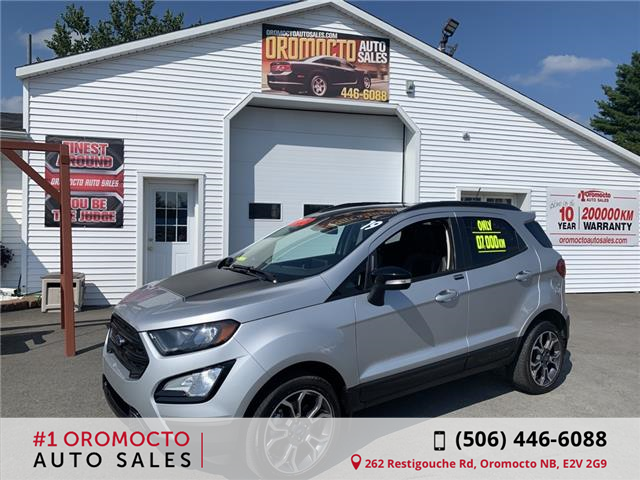 2019 Ford EcoSport SES (Stk: -) in Oromocto - Image 1 of 16