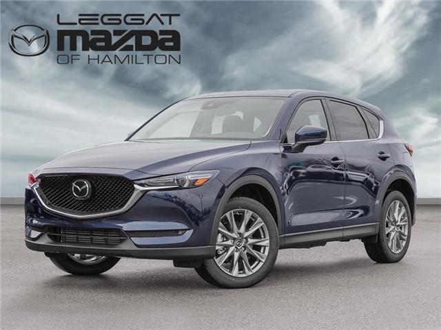 2021 Mazda CX-5 GT w/Turbo (Stk: HN2933) in Hamilton - Image 1 of 10
