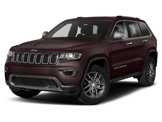 2021 Jeep Grand Cherokee Limited (Stk: 41092) in Humboldt - Image 1 of 9