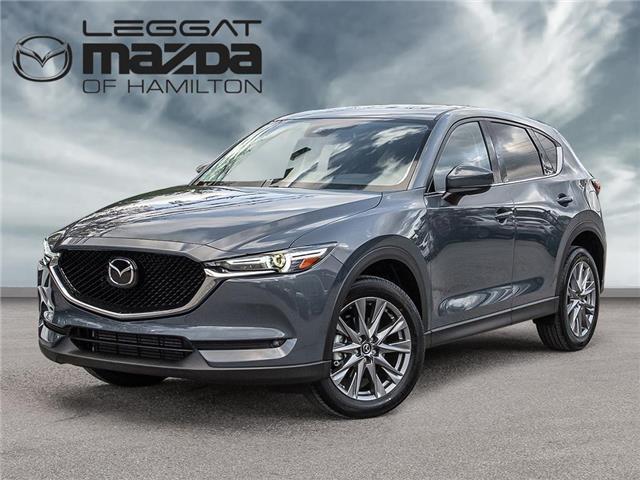 2021 Mazda CX-5 GT w/Turbo (Stk: HN3364) in Hamilton - Image 1 of 23