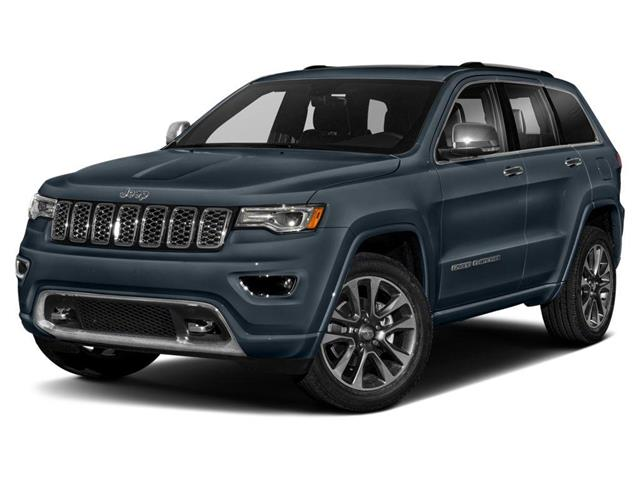 2021 Jeep Grand Cherokee Overland (Stk: 41093) in Humboldt - Image 1 of 9