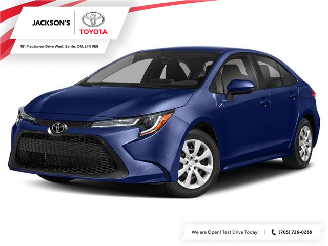 2022 Toyota Corolla LE (Stk: 24200) in Barrie - Image 1 of 9