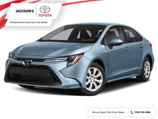 2022 Toyota Corolla LE (Stk: 24357) in Barrie - Image 1 of 9