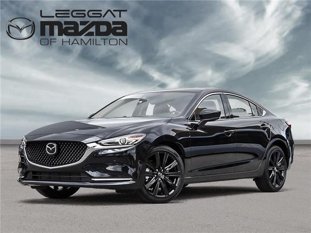 2021 Mazda MAZDA6 Kuro Edition (Stk: HN3215) in Hamilton - Image 1 of 23