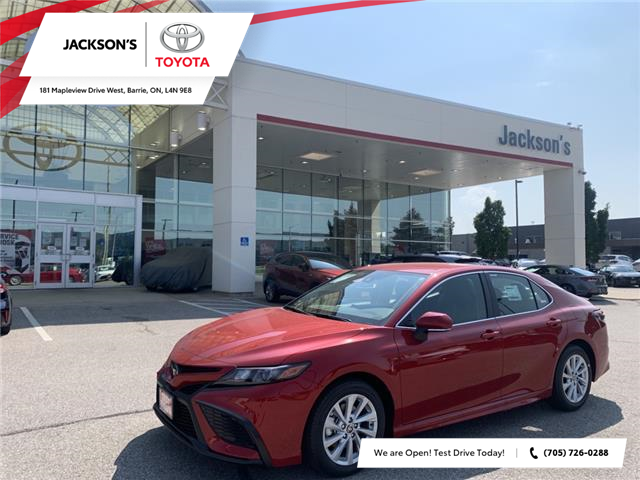 2021 Toyota Camry SE (Stk: 12914) in Barrie - Image 1 of 12