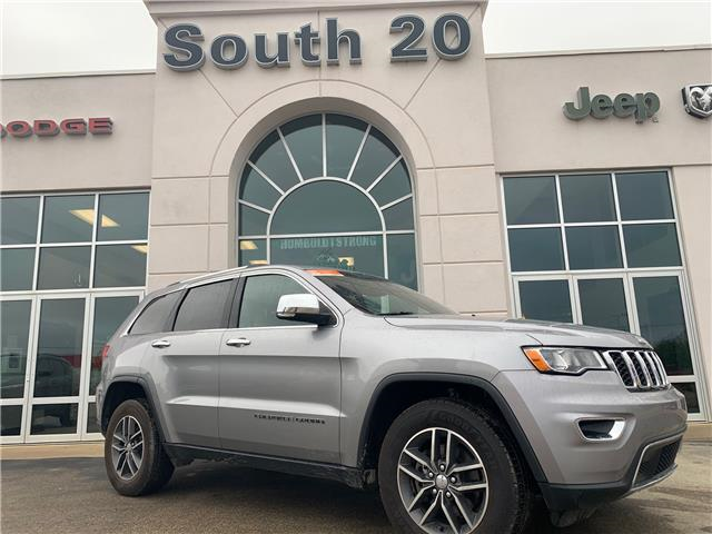 2017 Jeep Grand Cherokee Limited (Stk: B0212) in Humboldt - Image 1 of 17