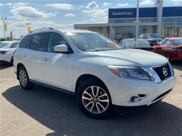 2016 Nissan Pathfinder  (Stk: B8024) in Saskatoon - Image 1 of 14