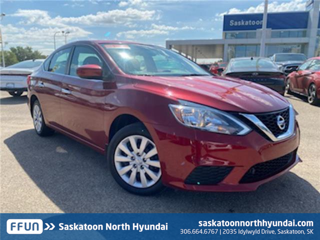 2018 Nissan Sentra 1.8 SV (Stk: B7984) in Saskatoon - Image 1 of 11