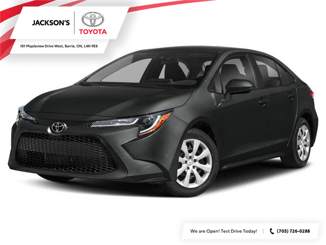 2022 Toyota Corolla LE (Stk: 26707) in Barrie - Image 1 of 9