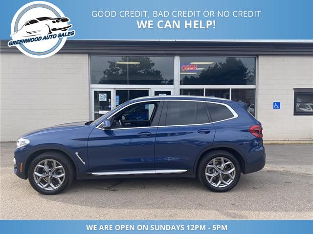 2021 BMW X3 xDrive30i (Stk: 21-60488) in Greenwood - Image 1 of 25