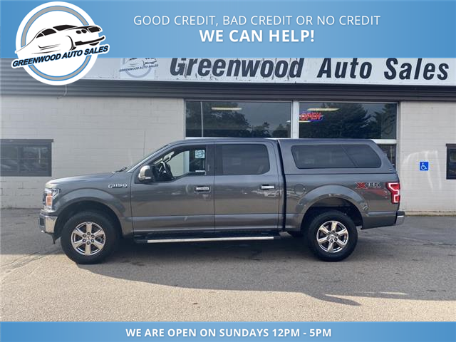 2018 Ford F-150 XLT (Stk: 18-74551) in Greenwood - Image 1 of 25