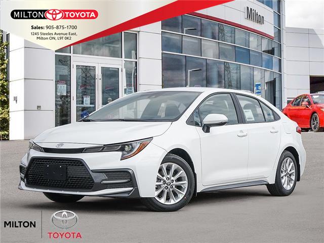 2022 Toyota Corolla Hatchback Base (Stk: 099951) in Milton - Image 1 of 23