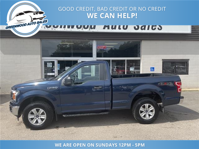 2018 Ford F-150 XL (Stk: 18-39401) in Greenwood - Image 1 of 18
