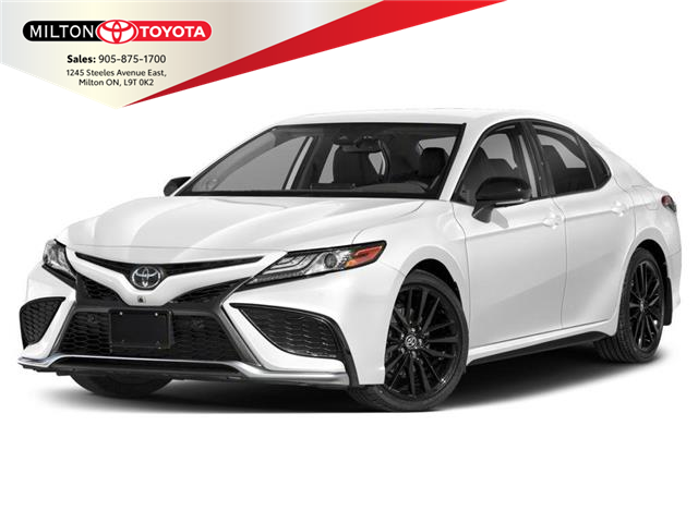 2022 Toyota Camry XSE (Stk: 002889) in Milton - Image 1 of 9