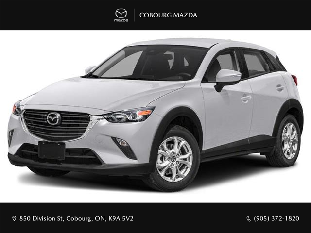 2021 Mazda CX-3 GS (Stk: 21316) in Cobourg - Image 1 of 9