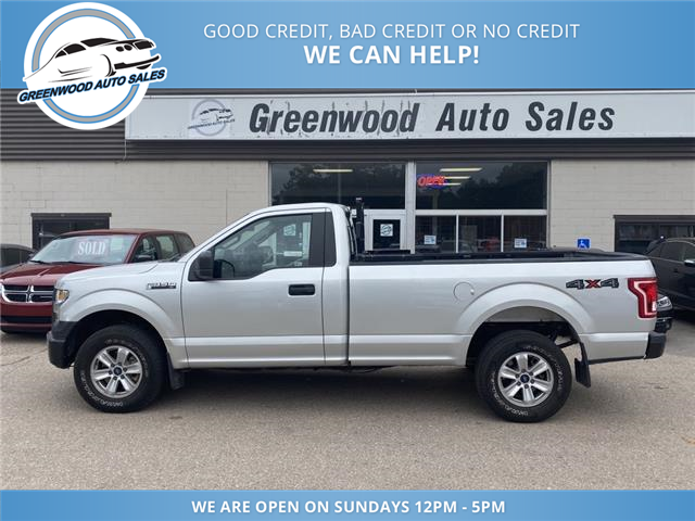 2016 Ford F-150 XL (Stk: 16-73974) in Greenwood - Image 1 of 21