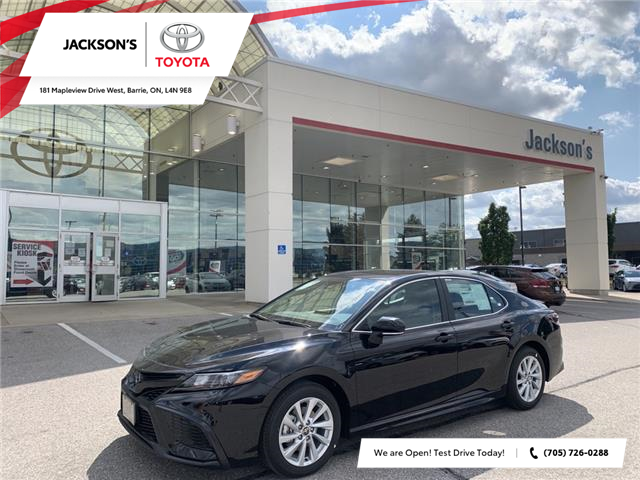 2021 Toyota Camry SE (Stk: 10405A) in Barrie - Image 1 of 13