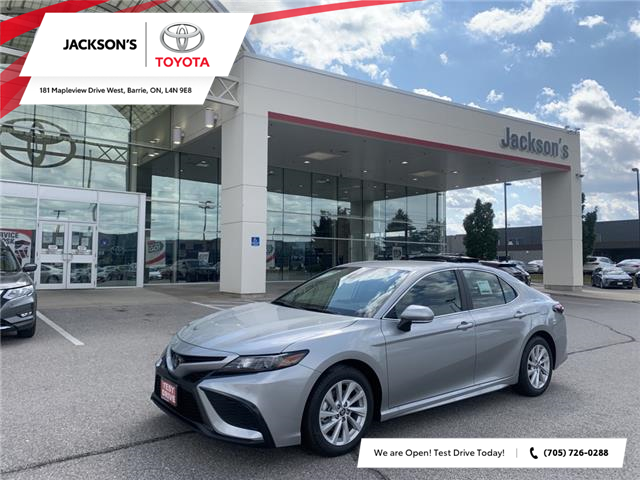 2021 Toyota Camry SE (Stk: 13459) in Barrie - Image 1 of 7