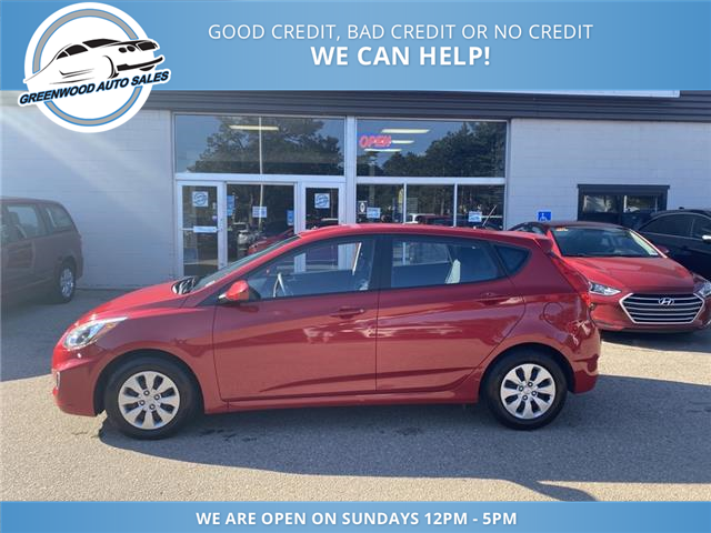 2016 Hyundai Accent LE (Stk: 16-04058) in Greenwood - Image 1 of 24