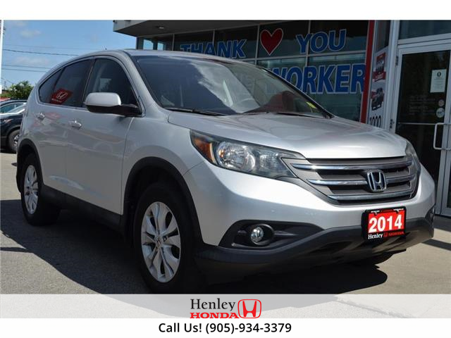 2014 Honda CR-V SUNROOF | HEATED SEATS | REAR CAM | BLUETOOTH (Stk: H19438A) in St. Catharines - Image 1 of 21
