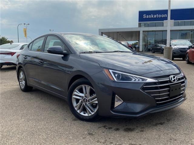 2019 Hyundai Elantra Preferred KMHD84LF8KU857191 B8023 in Saskatoon