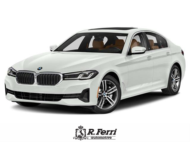 2022 BMW 530i xDrive (Stk: 30384) in Woodbridge - Image 1 of 9
