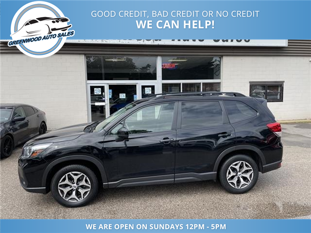 2019 Subaru Forester 2.5i Convenience (Stk: 19-60110) in Greenwood - Image 1 of 20