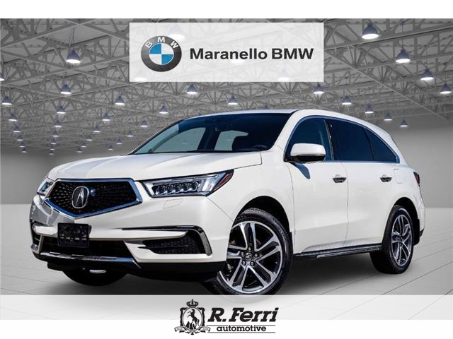 2017 Acura MDX Technology Package (Stk: 30255A) in Woodbridge - Image 1 of 27
