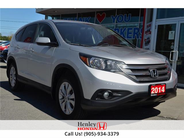2014 Honda CR-V LEATHER |  REAR CAM | BLUETOOTH (Stk: H19757A) in St. Catharines - Image 1 of 25