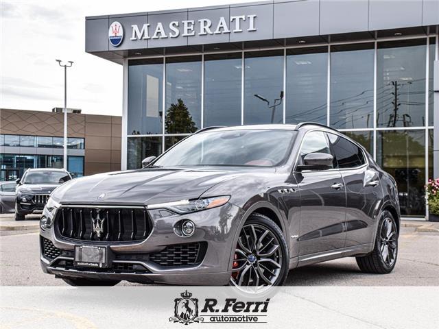2018 Maserati Levante  (Stk: U691) in Oakville - Image 1 of 30