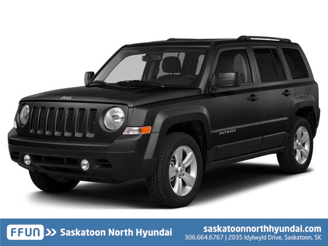 2014 Jeep Patriot Sport/North (Stk: 50460B) in Saskatoon - Image 1 of 10