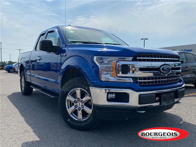 2018 Ford F-150 XLT (Stk: 21T551AA) in Midland - Image 1 of 13