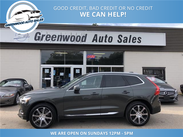 2018 Volvo XC60 T6 Inscription (Stk: 18-24315) in Greenwood - Image 1 of 20