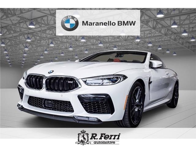 2020 BMW M8  (Stk: U9736) in Woodbridge - Image 1 of 25