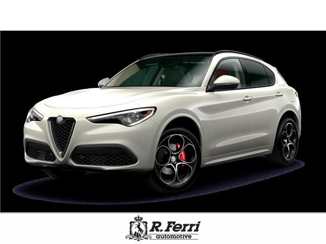 2021 Alfa Romeo Stelvio ti (Stk: 760AR) in Woodbridge - Image 1 of 1