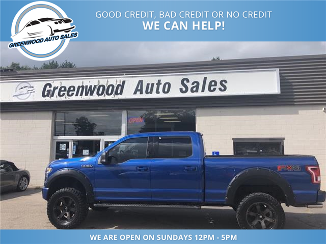 2017 Ford F-150 XLT (Stk: 17-02844) in Greenwood - Image 1 of 21