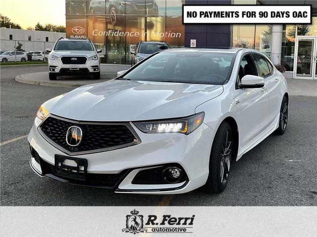 2020 Acura TLX A-Spec (Stk: U1564) in Vaughan - Image 1 of 30