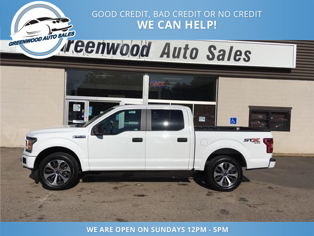 2019 Ford F-150 XL (Stk: 19-73107) in Greenwood - Image 1 of 18