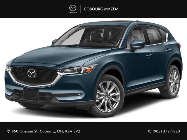 2021 Mazda CX-5 GT w/Turbo (Stk: 21327) in Cobourg - Image 1 of 9