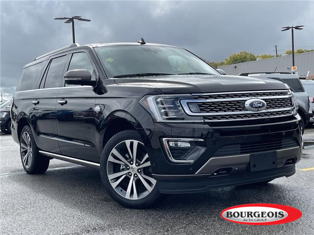 2021 Ford Expedition Max King Ranch (Stk: 21T700A) in Midland - Image 1 of 18