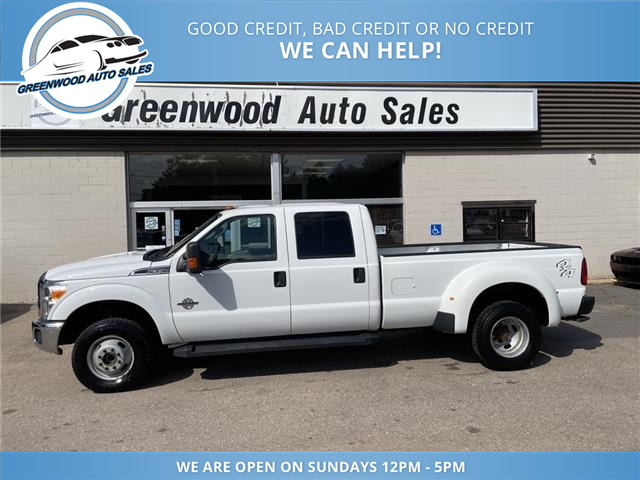 2016 Ford F-350 XLT (Stk: 16-35054) in Greenwood - Image 1 of 17