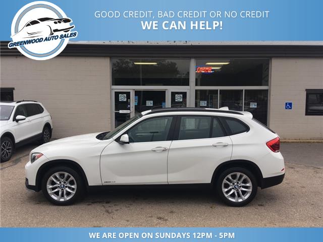2015 BMW X1 xDrive28i (Stk: 15-32152) in Greenwood - Image 1 of 18