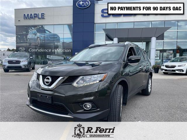 2014 Nissan Rogue  (Stk: S23025A) in Vaughan - Image 1 of 30