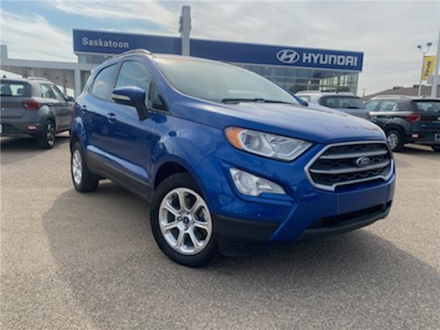 2018 Ford EcoSport SE (Stk: B8051) in Saskatoon - Image 1 of 12