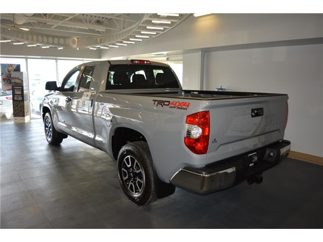 2018 Toyota Tundra SR5 Plus 5.7L V8 (Stk: 183093) in Regina - Image 2 of 24