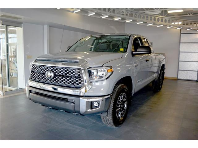 2018 Toyota Tundra SR5 Plus 5.7L V8 (Stk: 183093) in Regina - Image 1 of 24